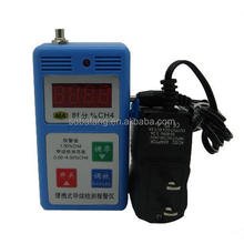JCB4 Portable Methane Detection Alarming Device For Coal Mining