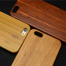 Laser Engraving Blank Custom Design Wholesale Cell Phone Case For Iphone 6 Wood Case