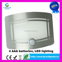 Hot sale 1.4w 60lm led light led cabinet garderobe light with PIR sensor