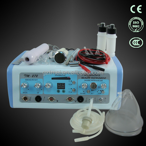 7 in 1 multifunction facial equipment for Clinic/salon use