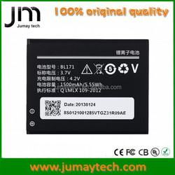 For LENOVO A390T A500 A60 A356 A368 mobile battery store BL171