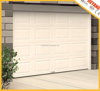 High quality sectional automatic garage door