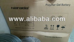 Narada Acme G Polymer Gel Batteries Available