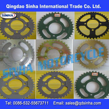 India motorcycle cd100 chain sprocket kit for hero honda