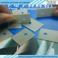 Aluminium Nitride Ceramic AIN Ceramic Substrate With 170 w/m.k High Thermal Conductivity