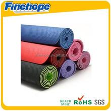 anti-fatigue PU foam floor fitness gym mat, yoga mat
