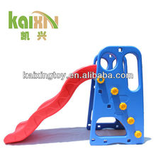 Children Indoor Play Happy Slide And Swing Toy