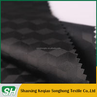 China Manufacturer Wholesale Garment use inner lining fabric ,polyester chenille jacquard woven fabric