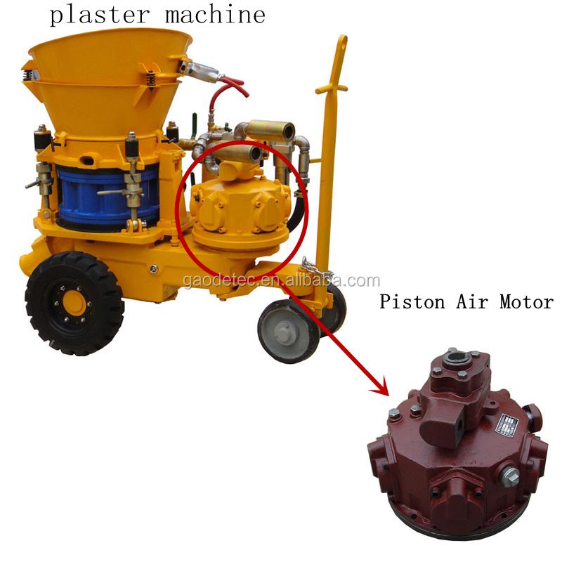 GMH series blast-proof pneumatic piston air motor