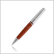New products looking for distributor leather pen office promotional items