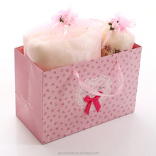 towel gift boxes with clear lids manufacturer