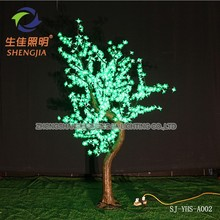 fantastic led mini flower plant for funky christmas decorations