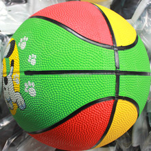 2015 new arrival factory supply rubber basketball