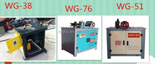 CNC stainless steel pipe/ tube bending machine High-precision