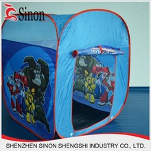 trade assurance nylon mesh customized baby tent toy