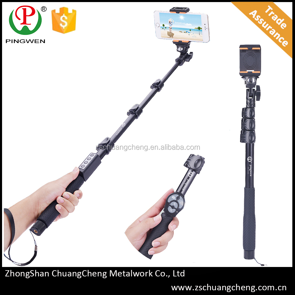 2016 new 1270mm selfie stick tripod for iphone android phone customize selfie stick for cell. Black Bedroom Furniture Sets. Home Design Ideas