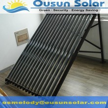 solar panels for water heating