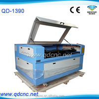 High-precision Laser Engraving and Cutting Machine/Laser cutter for plastic/acrylic QD-1390