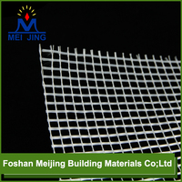 high quality fiberglass mesh high density polyethylene mesh fabric for paving mosaic