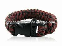 fashion paracord jewelry survival bracelet