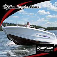 small aluminum racing boat for sale