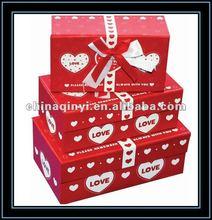 2012 new designing big and elegant paper box