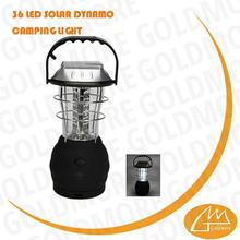 1 year warranty cute custom wholesale solar power camping 36 led light with usb charging port solar lantern for promotion