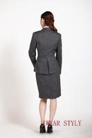Top ladies office uniform designs suits for women / Ladies business suits