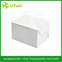 Nice glazed instant food package box