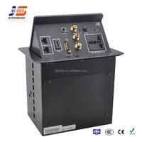 JS-550H+ furniture Hidden ( pop up ) Universal Socket outlet in Beijing