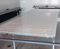 China supplier Opaque electric tint film,magic glass,tempered glass film