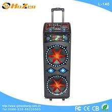 Supply all kinds of 5 speaker,hi-fi wooden speaker,battery powered portable speaker with strobe light