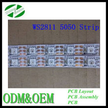 Digital lead free Professional layout dc controller pcb assembly