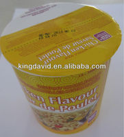 Chicken Flavour Cup Fried Instant Noodles Soup