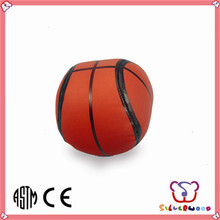 ISO 9001 Factory promotional cheap mini soft basketball