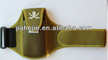 outdoor mobile phone arm bag for iphone 4