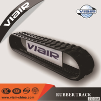 300X52.5 RUBBER TRACK ENGINEERING TRACK FOR EXVACATOR,THE EXVACATOR TIRES