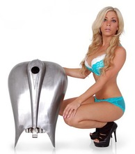 Best Selling 6.6 Gallon Custom for Harley Stretched Gas Tank for Touring Models