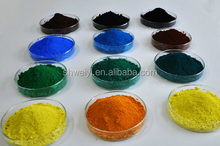 Iron Oxide Pigmenthot Sale Iron Oxide Red(110,120,130,190)/yellow (313,920),Iron Oxide Black/green/blue/brown