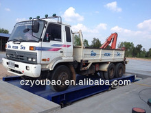 60t industrial module electronic truck scale