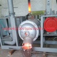 Electric Lab Submerged ARC furnace for ferrosilicon