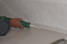building decoration fireproof silicone sealant