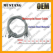zinc-coated gear inner cable (gear cable inner wire )for three wheeler, cng auto rickshaw BAJAJ