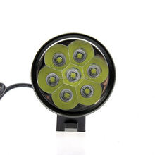 2015 fashion design new products led bicycle light led mountain bike light