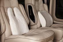 Latex foam cushion car cushion Q010 37*45*11cm