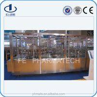 Plastic Bottle Cap Sealing Machine Liquid Packaging Machine