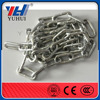 welded steel short link chian china factory, long lin chain for sales Link Chain manufacturer