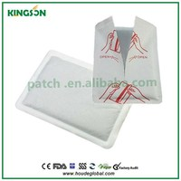Body Warmer Heat Patch/Hand Foot Warmer Hot Pad Heating healthy and medical care product