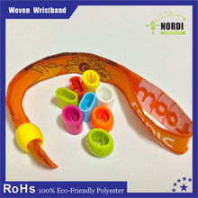 handicrafts made of promotion gift cheap price wristband