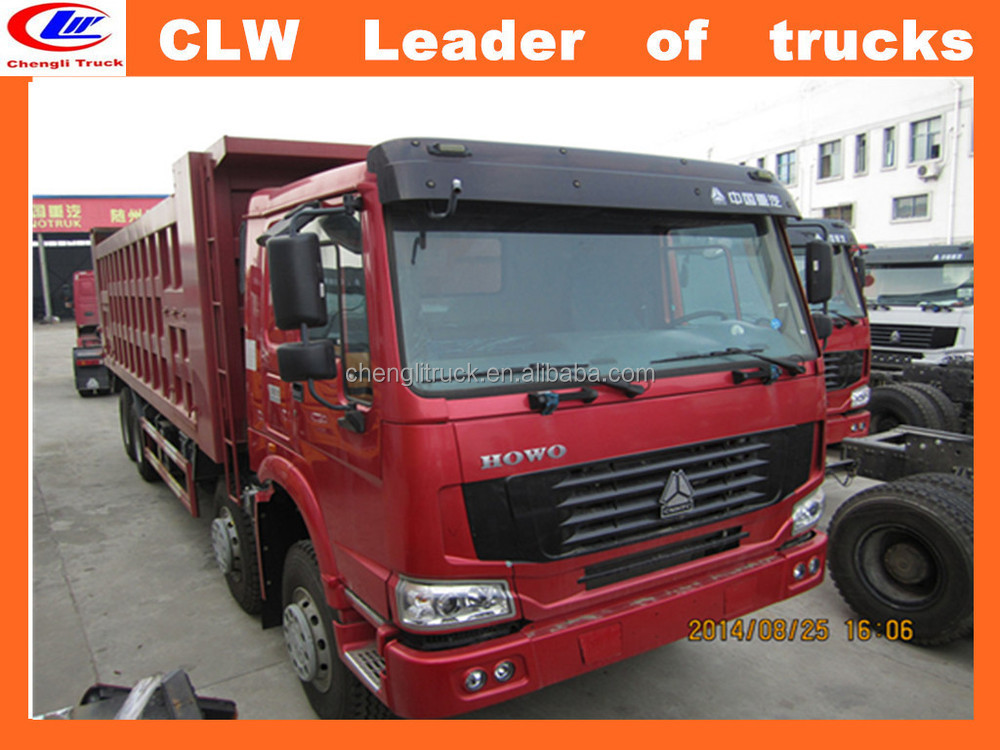 Front Wheel Drive Dump Truck : Howo front loading dump truck hino tipper